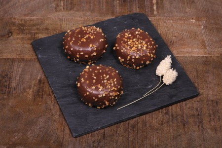 Mini berlina chocolate