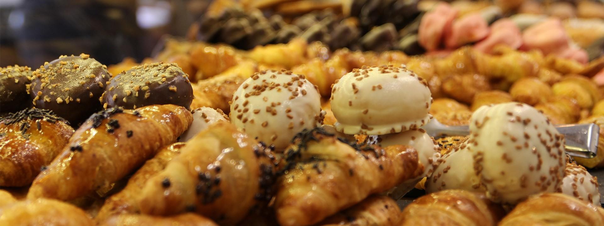 Croissants en los Caprichos de Patricia